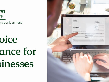 How Can My Business Benefit from Invoice Finance?