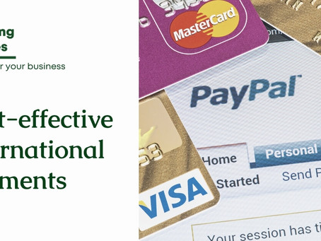 Cost-effective International Payments