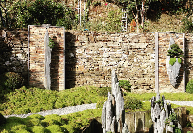 penjing et jardin contemporain
