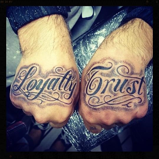 Sydenham Ink Sydenham tattoos tattoo shop | loyalty, trust ...