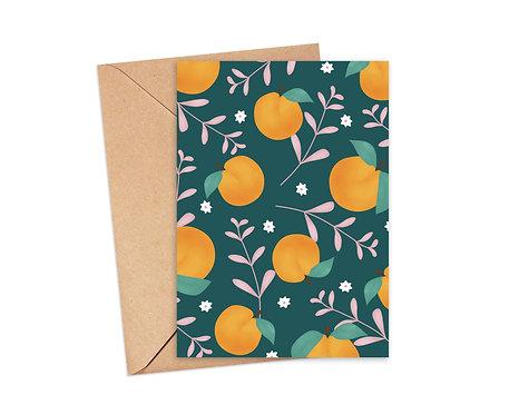 Cartes abricots