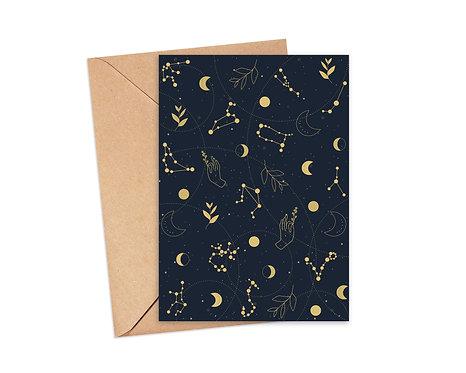 Cartes constellations