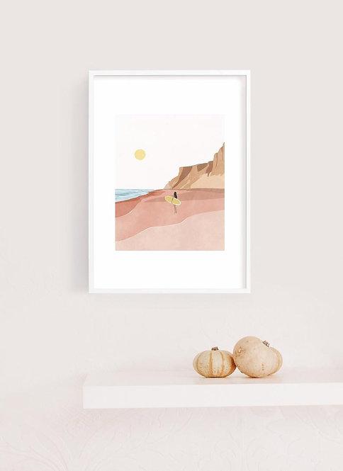 Affiches littoral