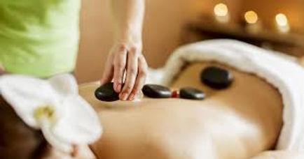 Hot Stone Massage at Creative Healing Therapy
