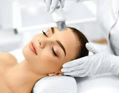 Ultrasonic Skin Scrubber with Facial