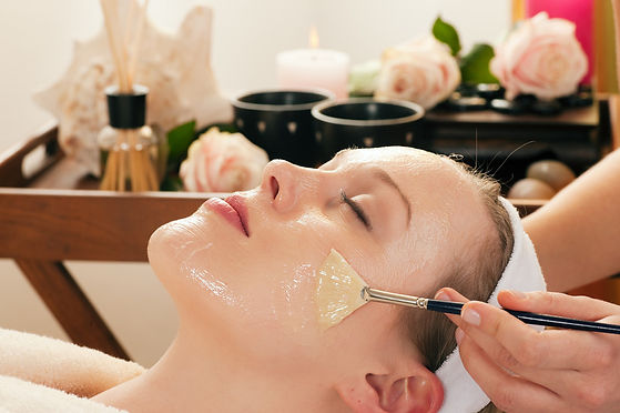 organic facials at creative healing therapy