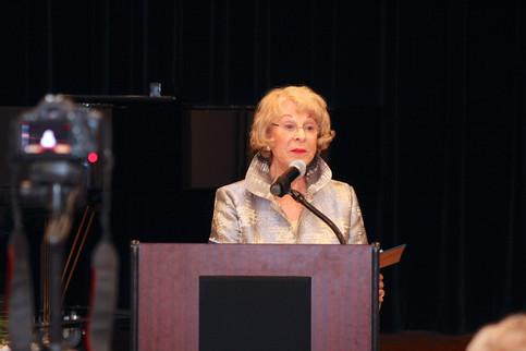Poet Linda Albert