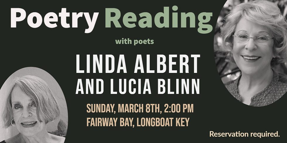 Poetry Reading & Book Discussion