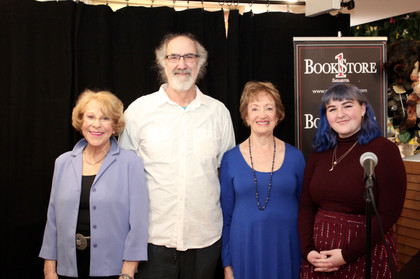 Poetry Reading at Bookstore1 Sarasota
