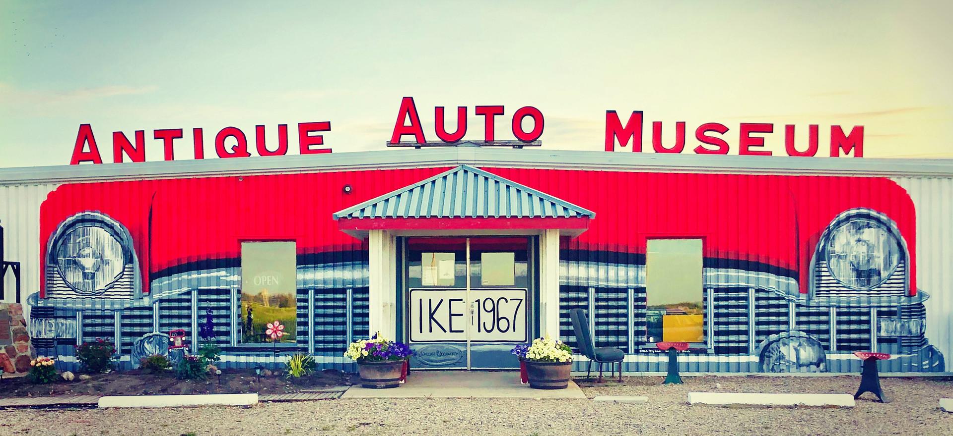 Elkhorn Antique Auto Museum