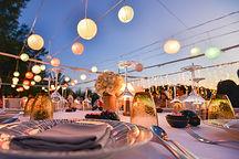 設定されたテーブル - ファンシーナイトイベント