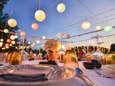 How To Organize An Amazing Dinner And Dance Party