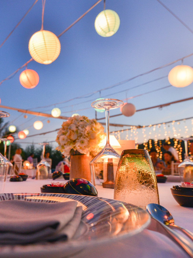 Set Table - Fancy Night Event