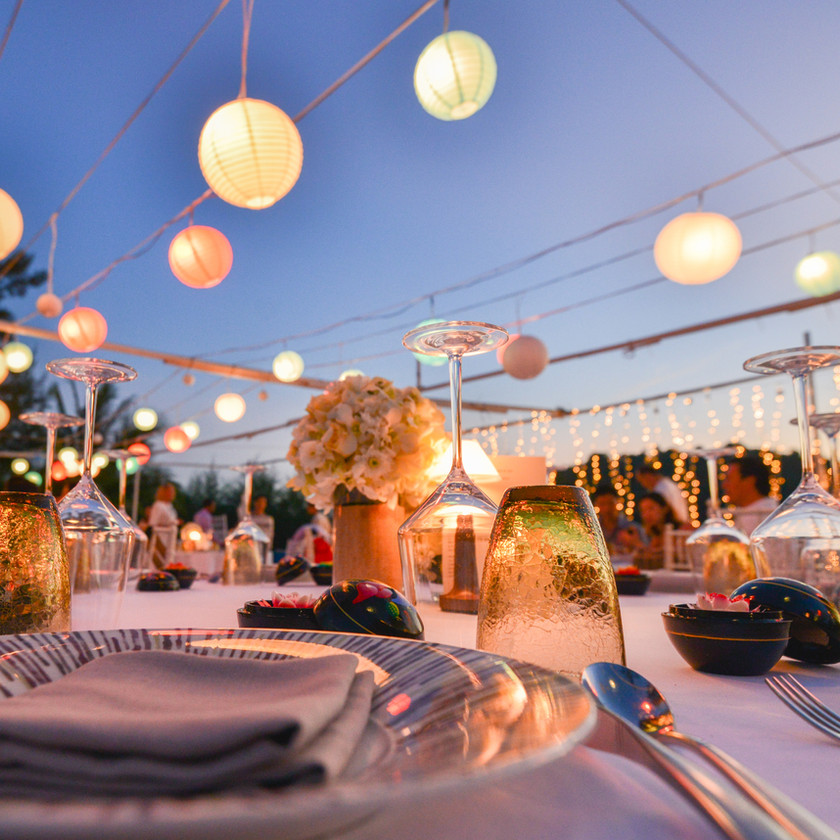 wedding caterers in Yorkshire