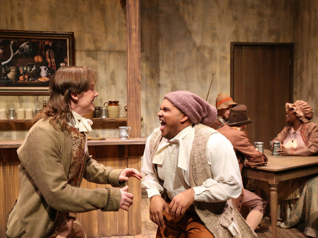 Stingo/ Inn Keeper in She Stoops To Conquer