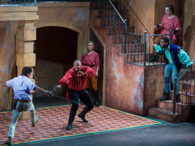 Mercutio in Romeo and Juliet