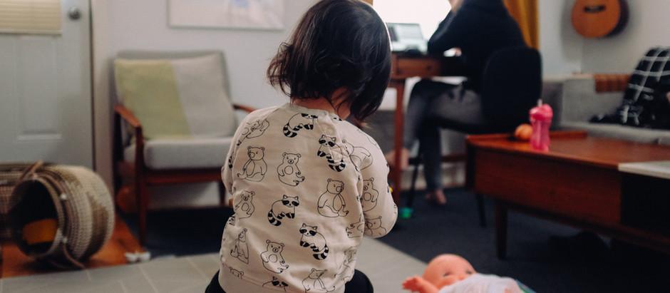 Covid-19: Facing confinement as a parent