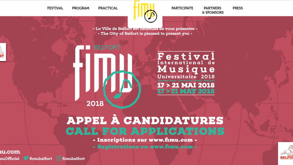fimu - Festival International de Musique