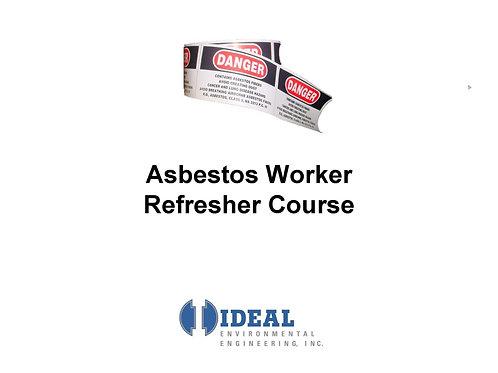 Abatement Worker Refresher