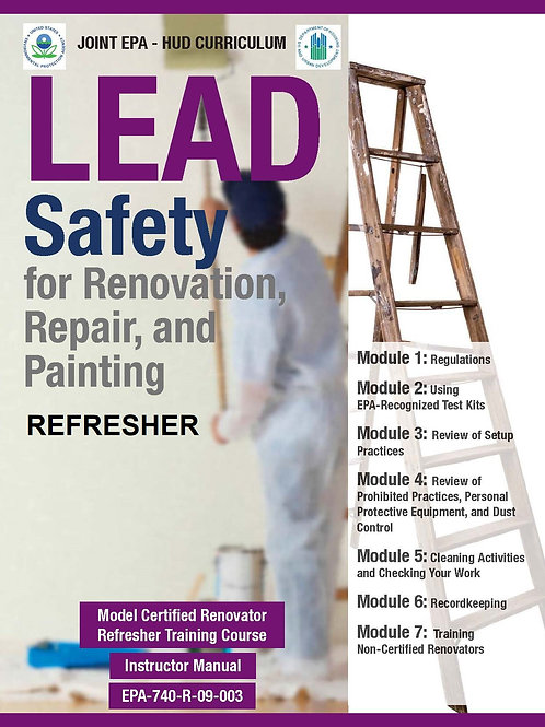 Lead RRP Refresher Course