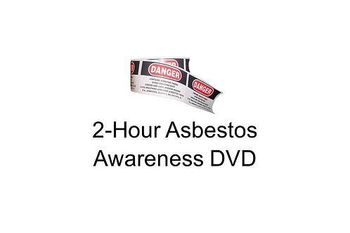 2-Hour Asbestos Awareness DVD