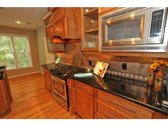 Add Personality to a Formal Kitchen