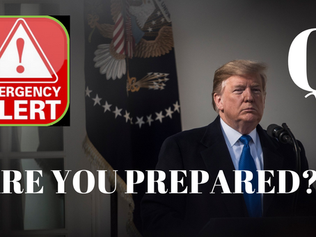 National Emergency: Martial Law