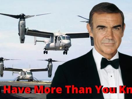 oo7 Bond Action Across the World