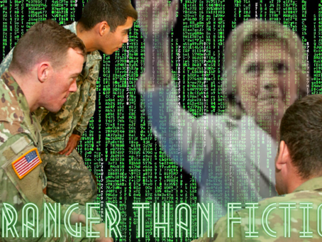 Military Intelligence on Steroids
