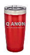 Flaming Red 20 oz Tumbler