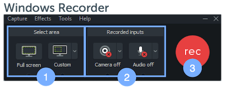 Windows Recorder