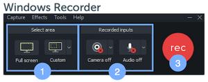 Windows Recorder