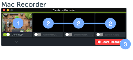 Mac Recorder