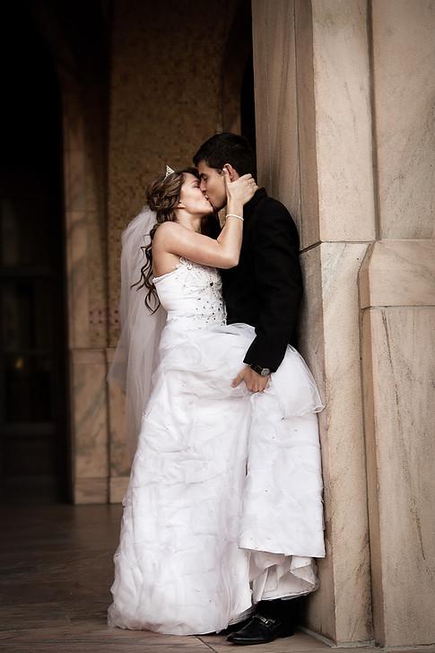 Bridal portraits - Gray Artus