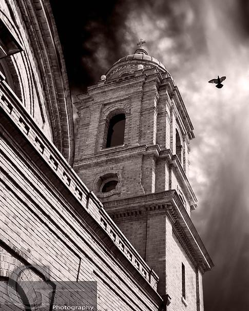 St Lawrence Basilica - Gray Artus