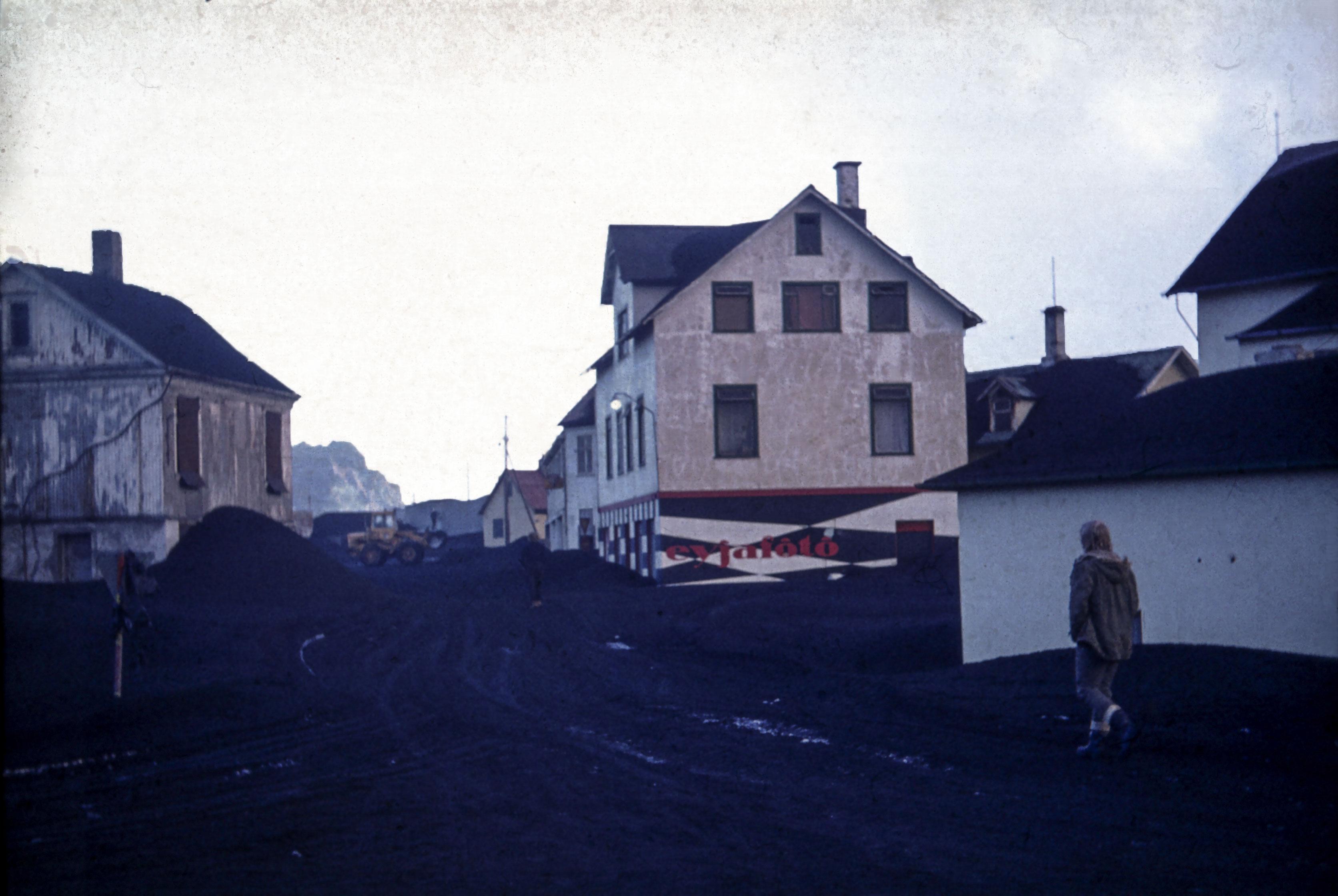 Urðarvegur / Heimatorg