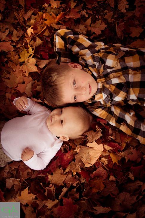 Kids portraits - Gray Artus