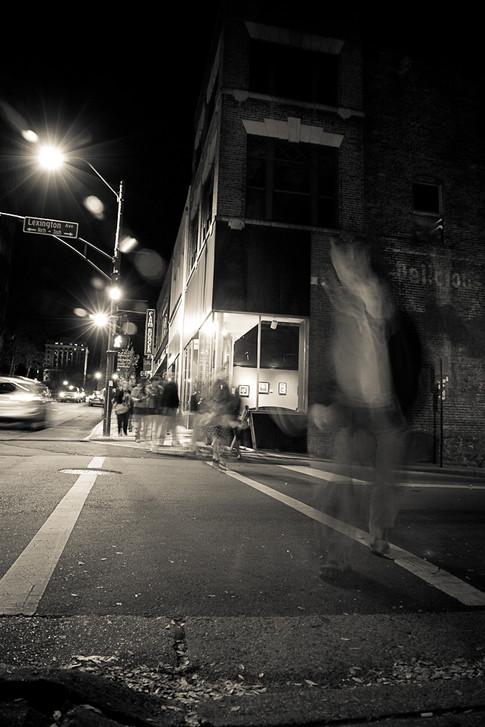 Street Crossing - Gray Artus