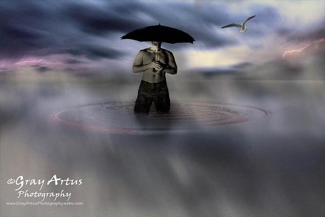 Wrong Place Wrong Time - Gray Artus