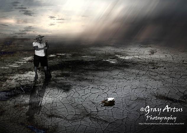 Bad Lands - Gray Artus