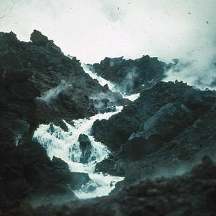 23. Vatnsflaumur