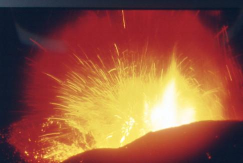 Ógnar kraftur eldsins