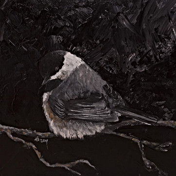 Chickadee - Gray Artus