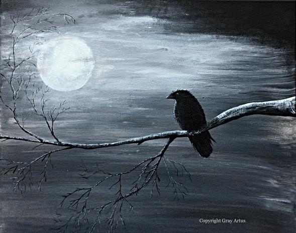 The Raven - Gray Artus