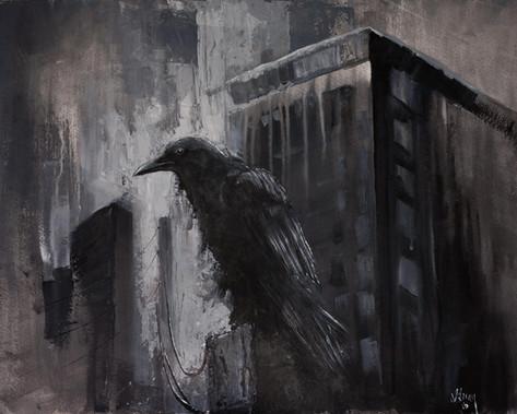 City Dweller - Gray Artus