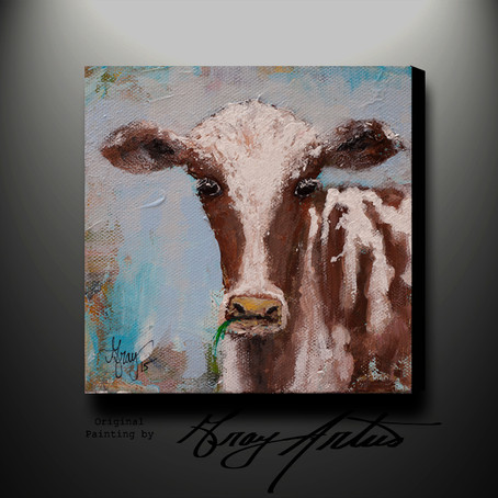 How Now Brown Cow ;)