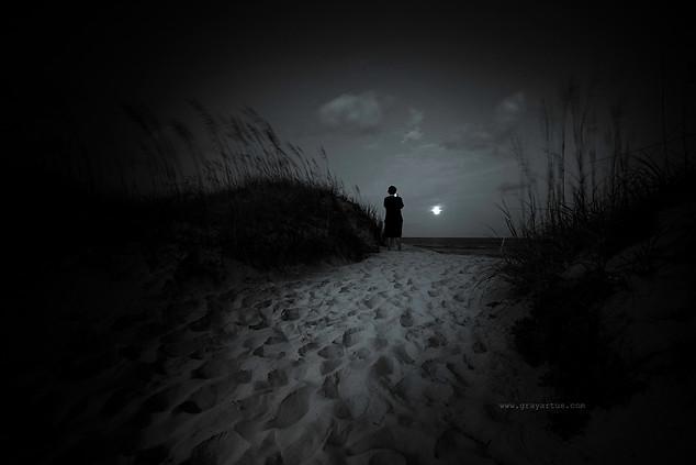 Full Moon 2014 - Gray Artus photography