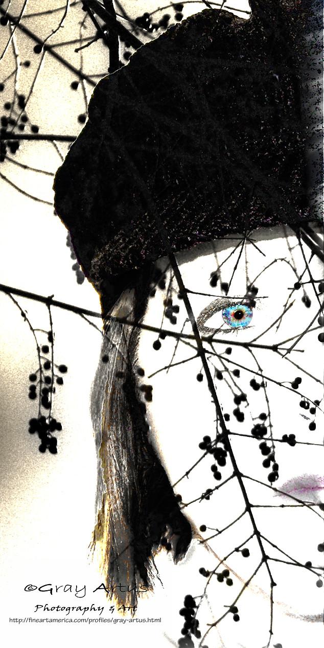 Nature Girl - Gray Artus