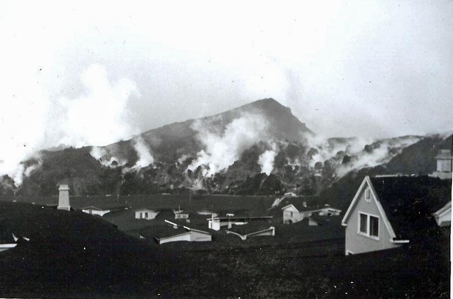 Grænahlíð og Austurhlíð