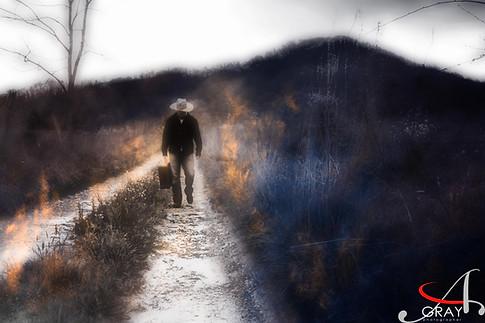 Fire Road - Gray Artus